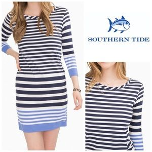 Southern Tide Camille Striped Dress Sz Small